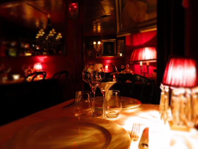 Cuisine et décoration atypique restaurant à lyon er